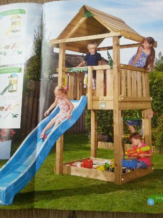 Lakeside Cottages Drumcong: activity centre for the little ones
