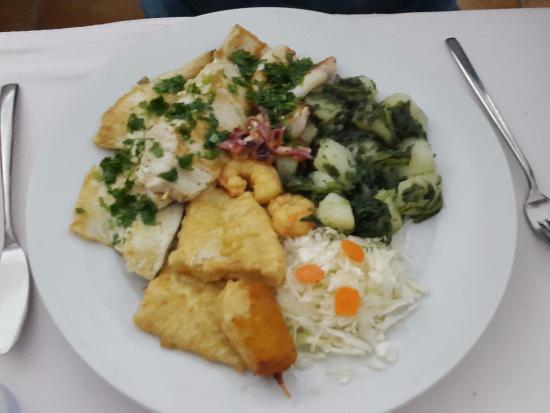 Bastion: Main dish