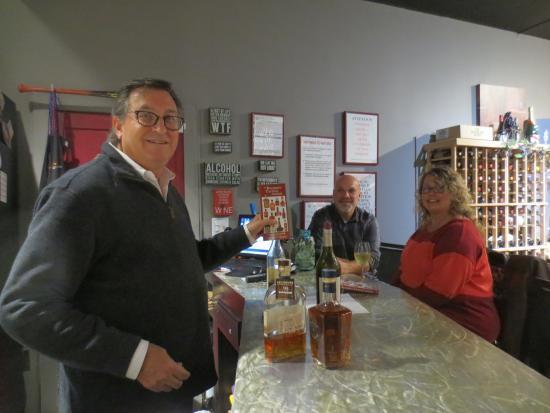 Taste Fine Wines & Bourbons