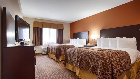 Best Western Concord Inn & Suites: Double Queen