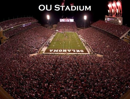BEST WESTERN Greentree Inn & Suites: OKlahoma Sooner Stadium