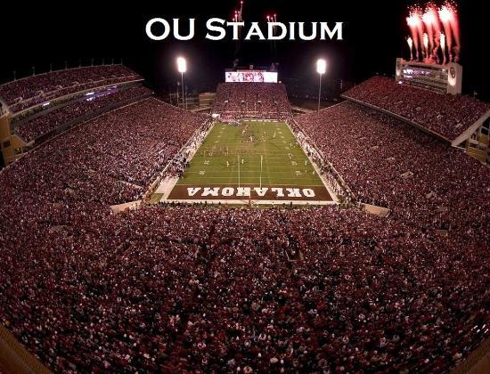 بست ويسترن بلس جرينتري إن آند سويتس: OKlahoma Sooner Stadium