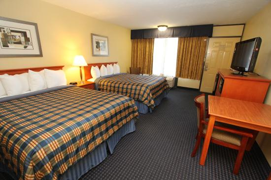 BEST WESTERN Toni Inn: Standard Guest Room