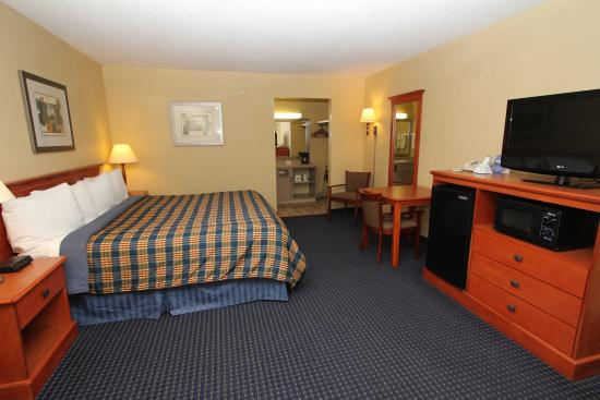 BEST WESTERN Toni Inn: Standard King Guest Room