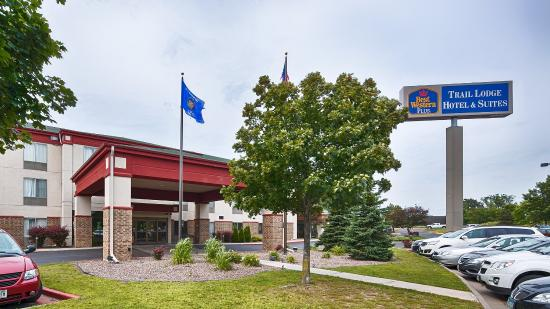 Photo of BEST WESTERN PLUS Trail Lodge Hotel & Suites Eau Claire