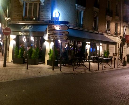 Bro 39 s and co le perreux sur marne restaurant avis for Restaurant le perreux