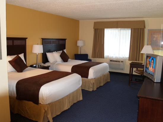 BEST WESTERN Turtle Brook Inn: Standard Guest Rooms