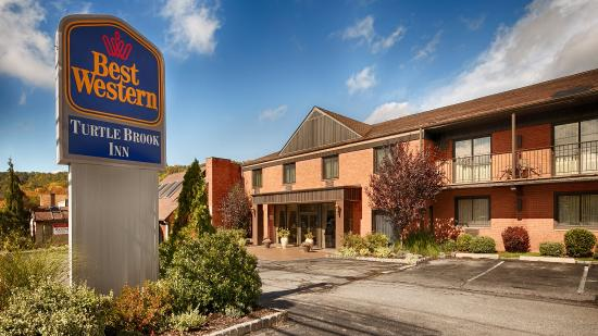 BEST WESTERN Turtle Brook Inn: Exterior
