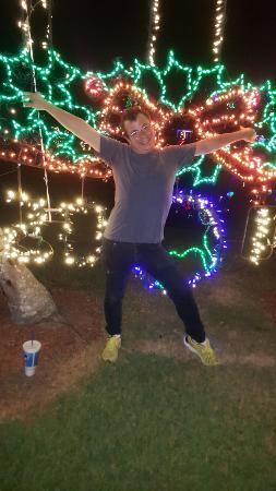 Leesburg, FL: Christmas lights