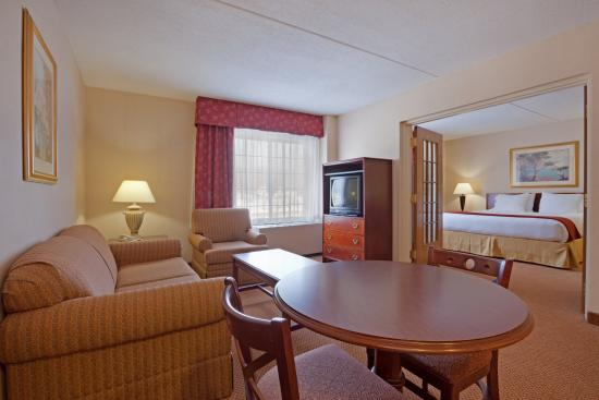 Woonsocket, Ρόουντ Άιλαντ: Executive 2 Room Suite