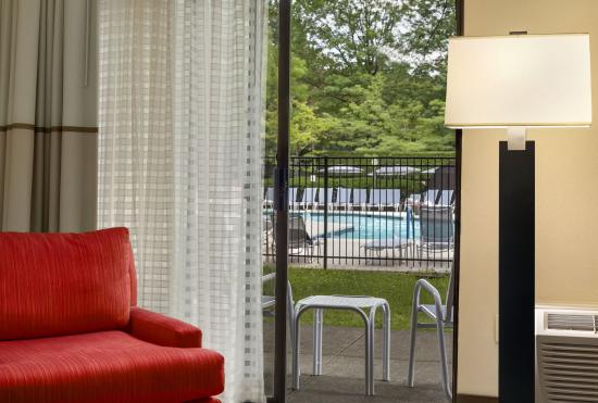 Woodcliff Lake, NJ: Lanai Guest Room