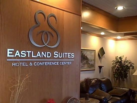 Eastland Suites Hotel & Conference Center of Champaign-Urbana : Lobby