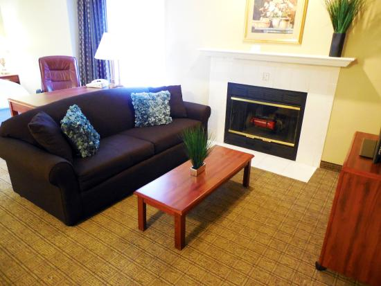 Eastland Suites Hotel & Conference Center of Champaign-Urbana : Courtyard