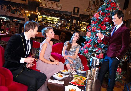 New Year in Original Sokos Hotel Olympia Garden