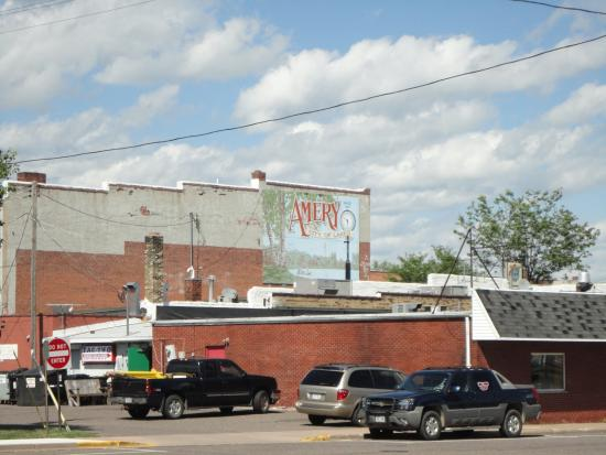 Downtown Amery