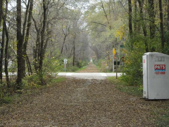Elkhorn, WI: Trail View
