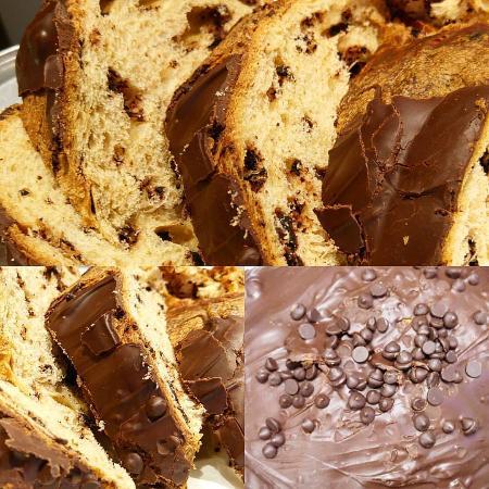 Bildergebnis für panettone chocolata