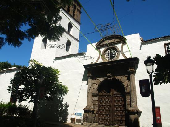 Church of San Marcos : Церковь