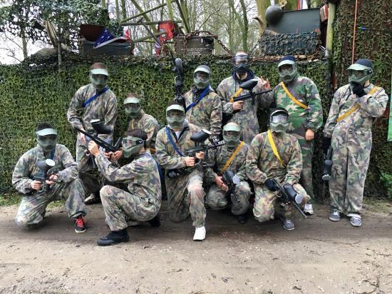 ‪Paintball & Outdoor Delft‬