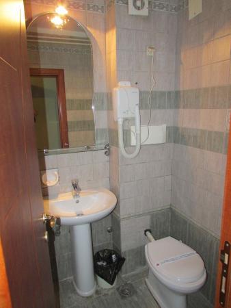 Skala Hotel: Ванная комната