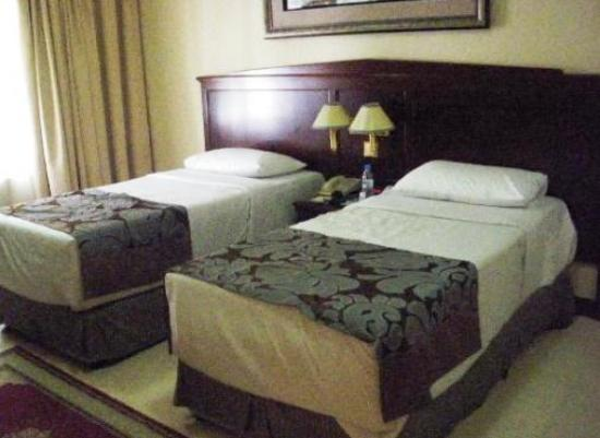 Admiral Plaza Hotel: Standard Twin Bed Room