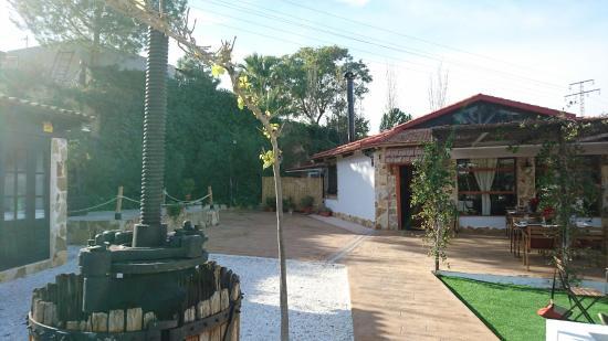 Foto de restaurante casa ansiles molina de segura for Restaurante la terraza de la casa barranquilla