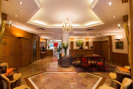 Sun Riviera Hotel: lobby