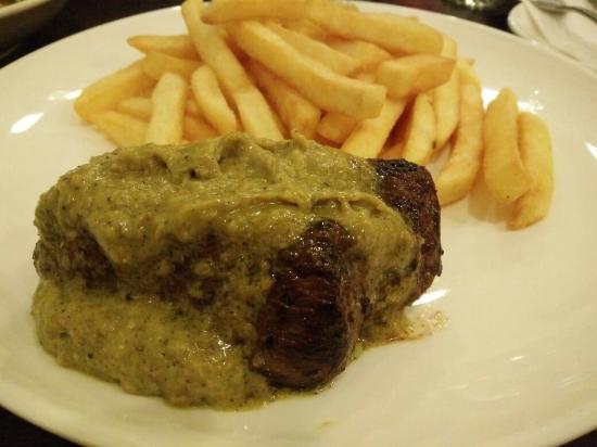 Best Steaks In Penang Picture Of Steak Frites George Town