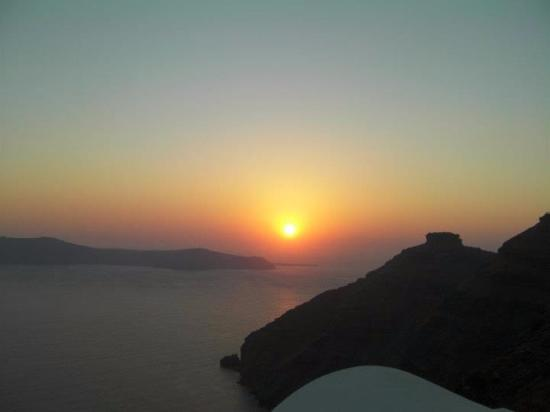 Sunset Hotel : breathtaking view