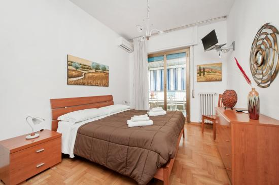 A Home For Holiday: Double Room