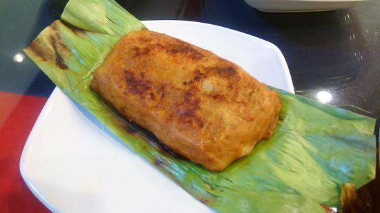 Dulukala Peranakan Restaurant: Fish otak