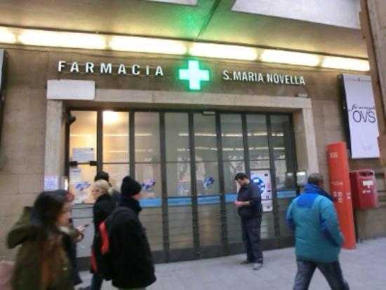 Farmacia della stazione mapio