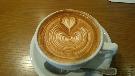 THE THEATRE COFFEE: シアターラテ