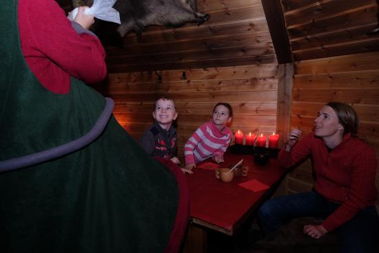 Joulukka: Elf school