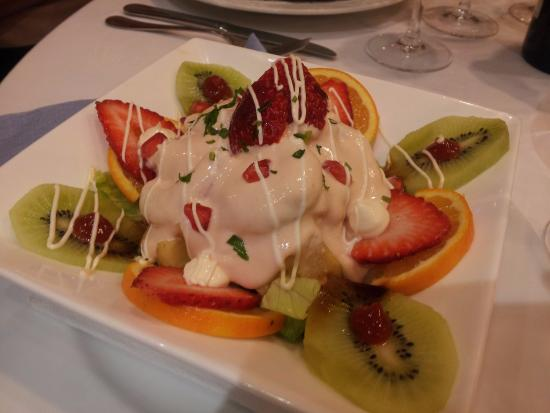 Restaurante Florida: Cóctel de Gambas