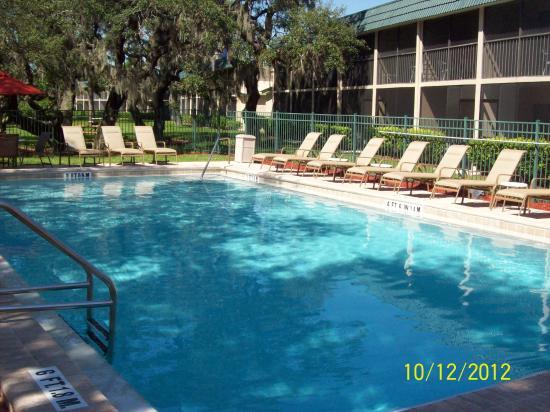 Grand Lake Resort: Pool