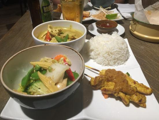 Best Thai Food And Fab Cocktails Review Of Thai Pad Oxted