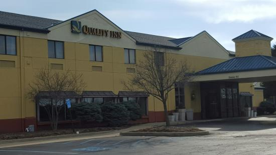 Welcome to the NEW Quality Inn I-75 Perrysburg