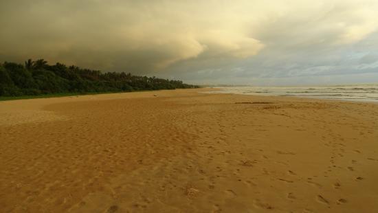 Bentota Beach - at Sunset