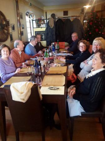 Brione, İtalya: specialita' bresciane a km-0