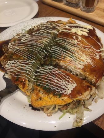 Hiroshima Okonomiyaki Sansho صورة