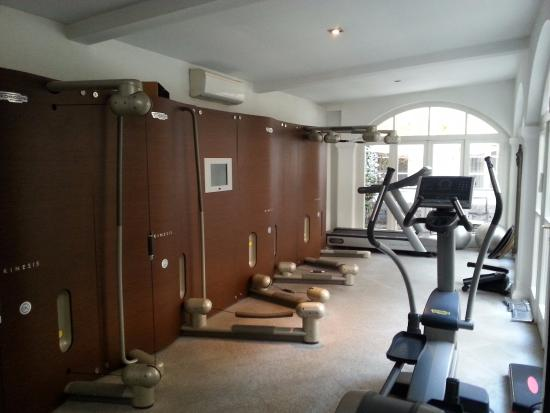 Antiq Palace Hotel & Spa: Gym