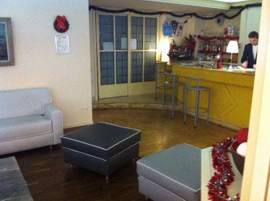 Hotel Terme Prestige: reception
