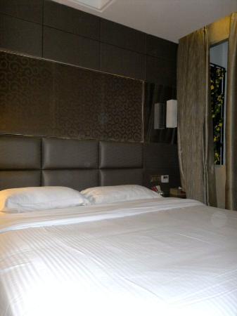 GreenTree Alliance Shenzhen Shekou Haishang Shijie Hotel: номер