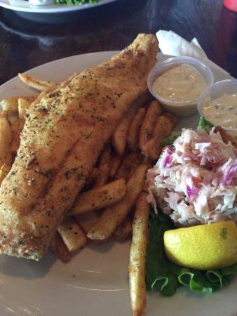 Best fish fry on the east coast picture of lebowski 39 s for Carolina fish fry