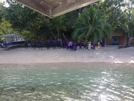 Qamea Resort And Spa Fiji: Welcome!