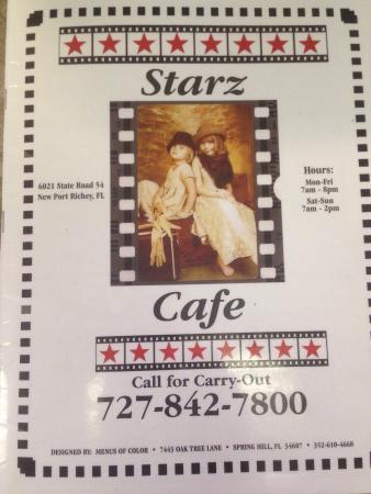 Starz Cafe II