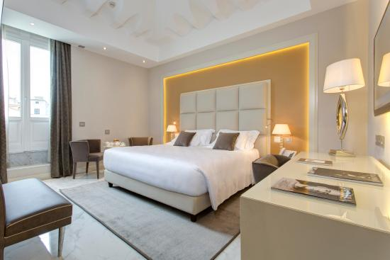 Aleph Hotel Rome: New Aleph Executive Suite