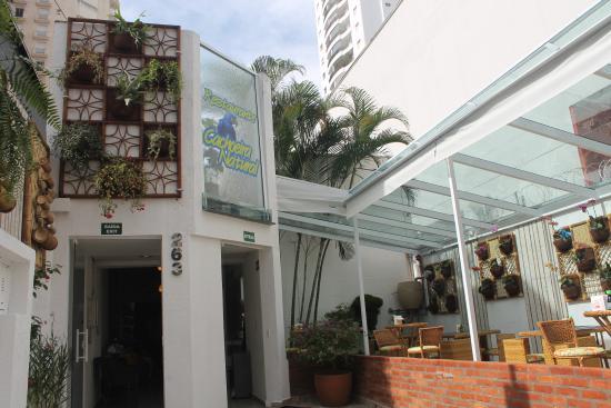 Restaurante Cachoeira Natural