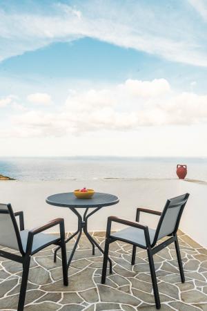 Gerofinikas : balcony view